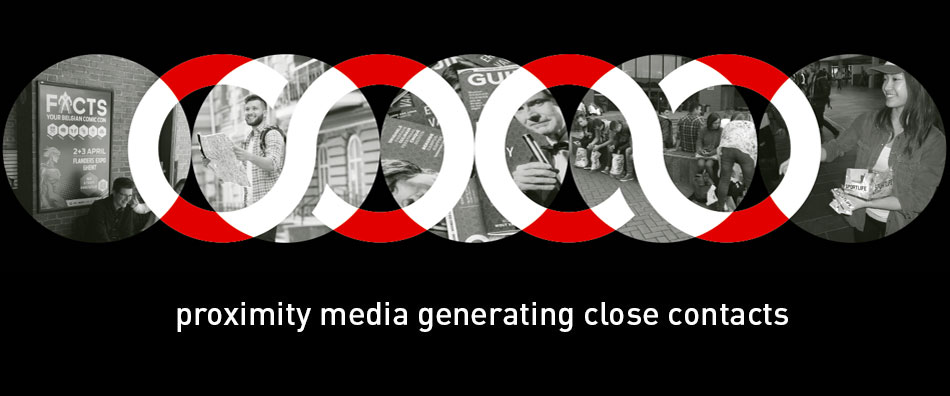 guidooh - proximity media generating close contacts