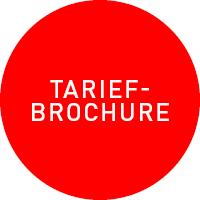 Tarief brochure