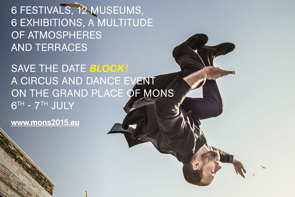 Fondation Mons 2015 Fondation Mons 2015
