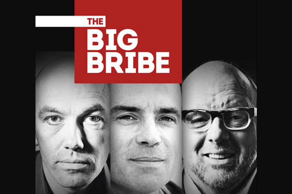 ACC Belgium – The Big Bribe ACC Belgium - The Big Bribe