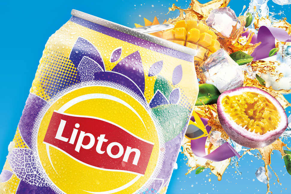 Lipton Ice Tea Tropical Lipton Ice Tea Tropical