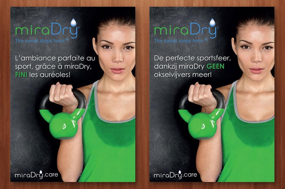 miraDry miraDry