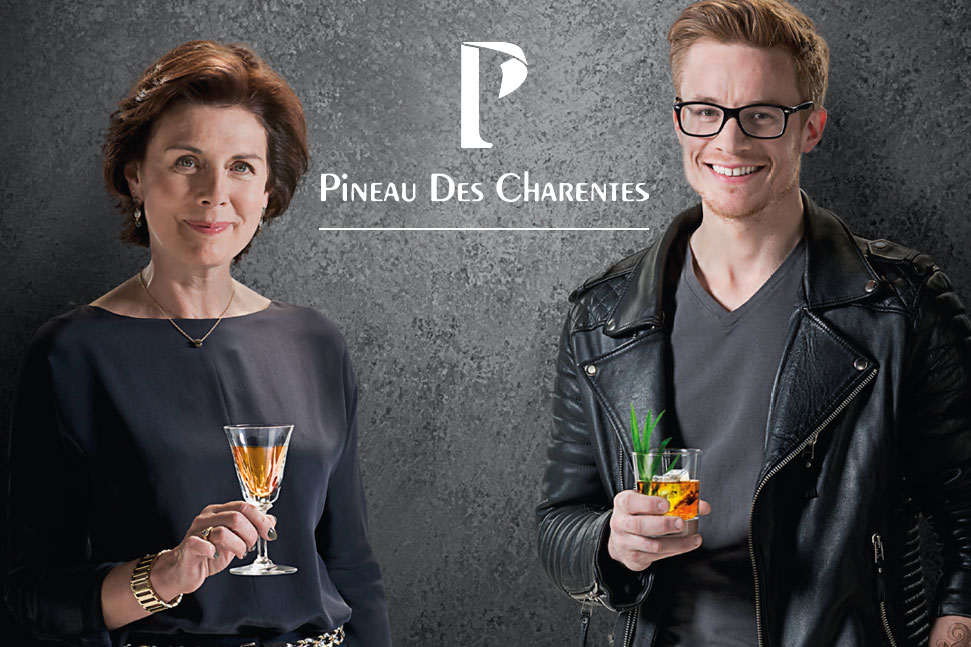 Pineau des Charentes: So classic. So in Pineau des Charentes: So classic. So in