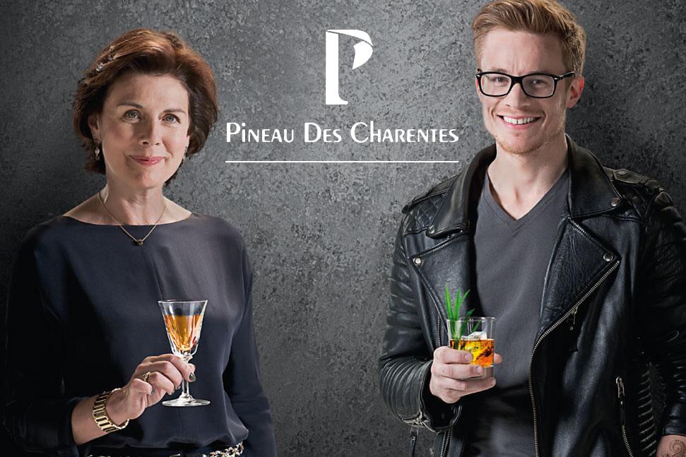Pineau des Charentes: So classic. So in Pineau des Charentes: So classic. So in