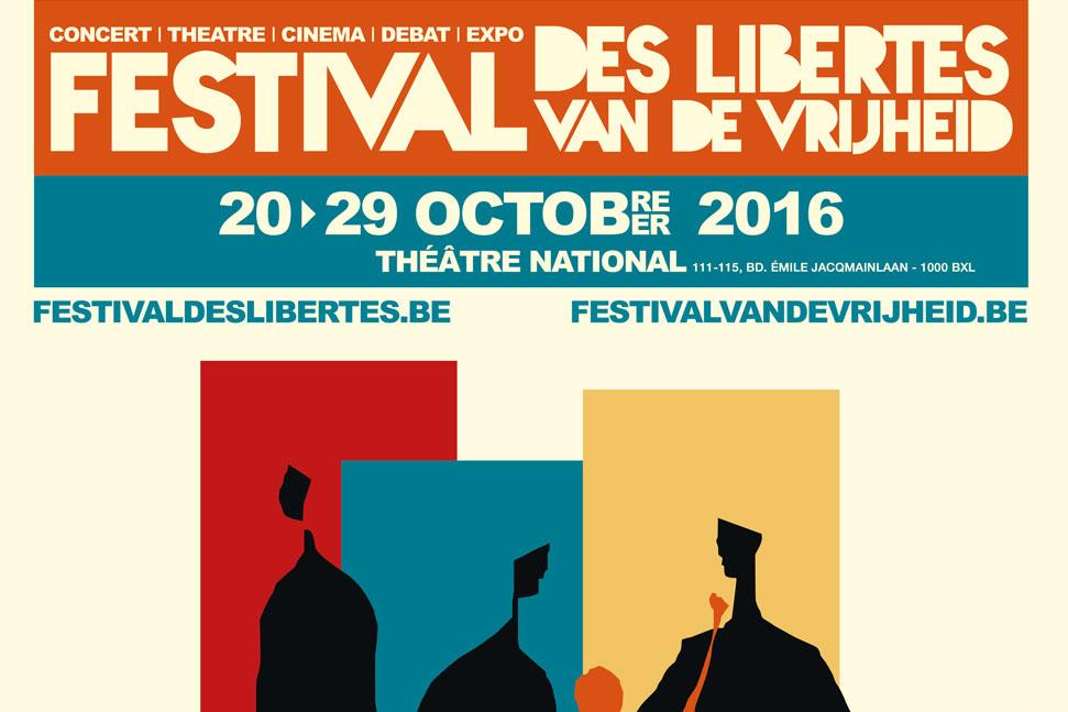 Festival van de Vrijheid – Festival des Libertés Festival van de Vrijheid - Festival des Libertés