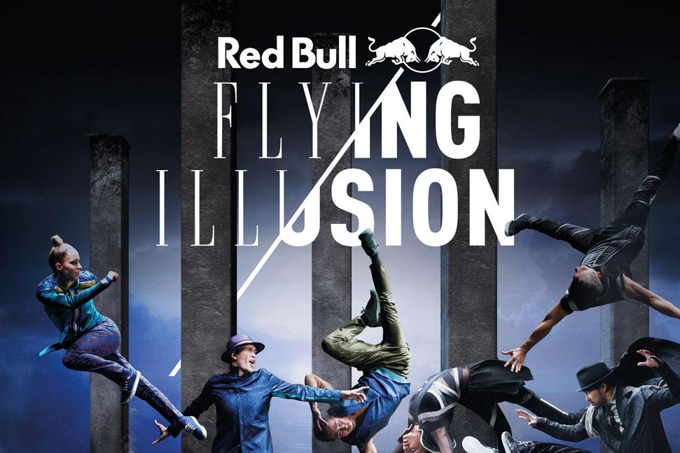 Red Bull: Flying Illusion Red Bull: Flying Illusion