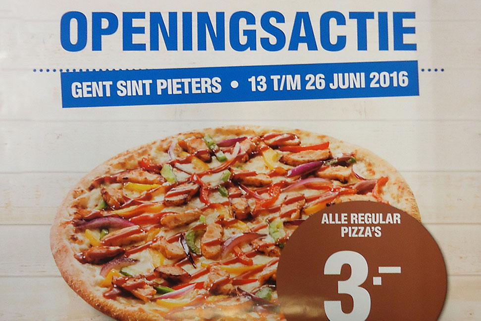 Domino's Pizza Domino's Pizza