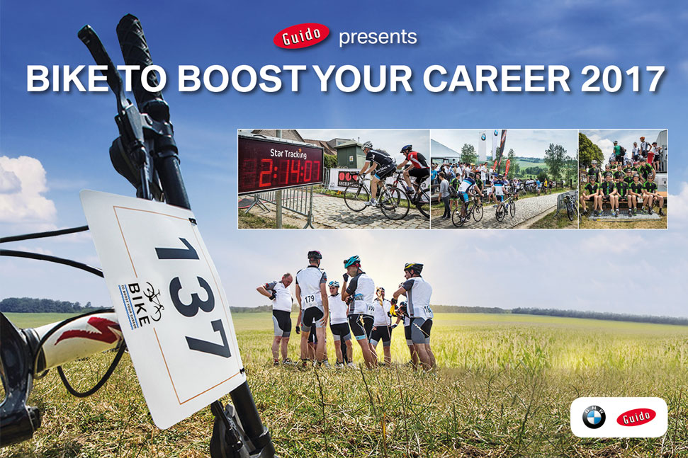 Bike to Boost Your Career 2017 Bike to Boost Your Career 2017