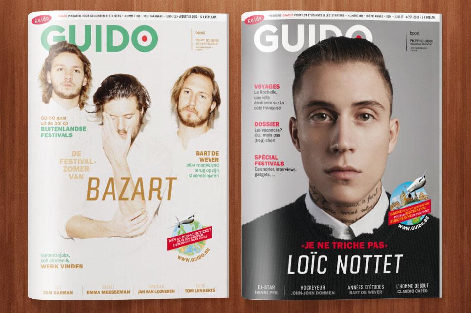 Guido Magazine Nr.101 – Guido Magazine N°89
