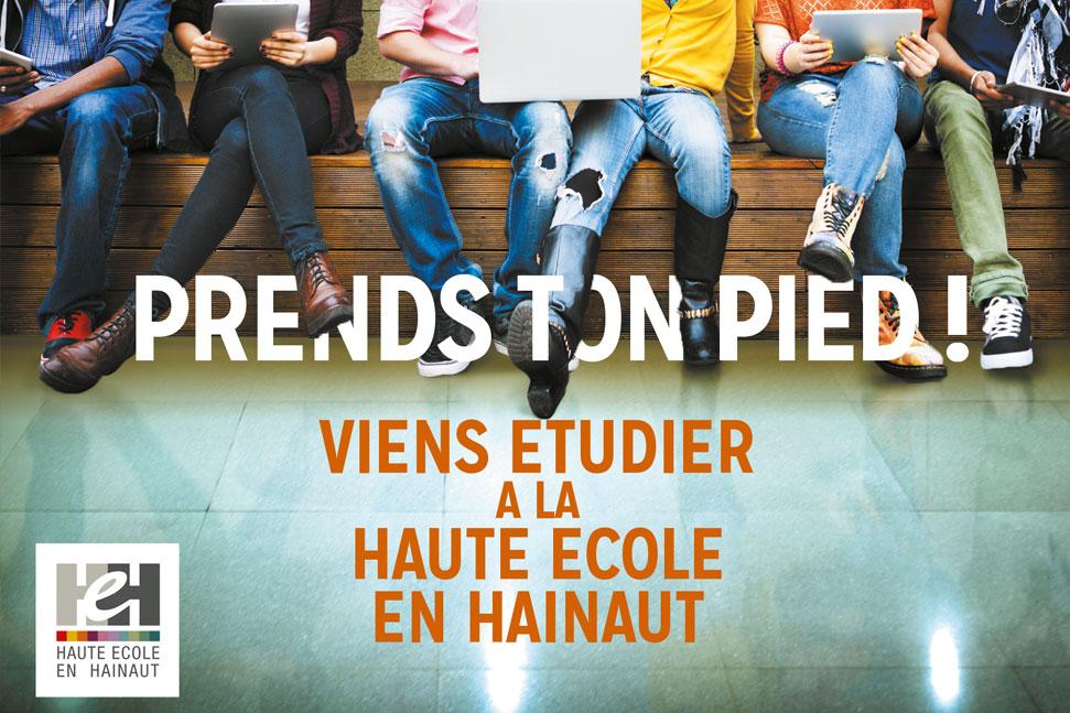 Haute Ecole en Hainaut Haute Ecole en Hainaut
