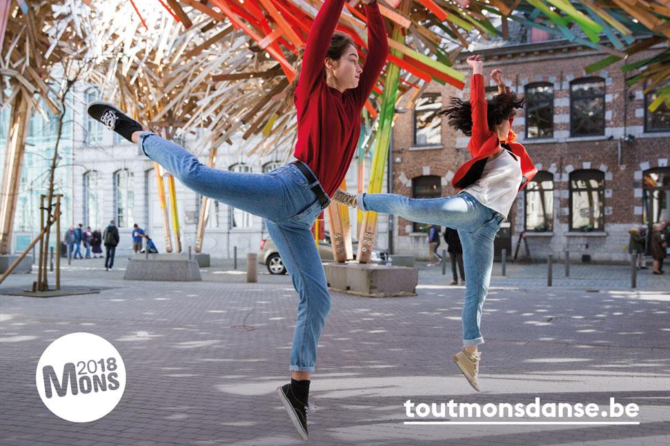 Tout Mons Danse Tout Mons Danse