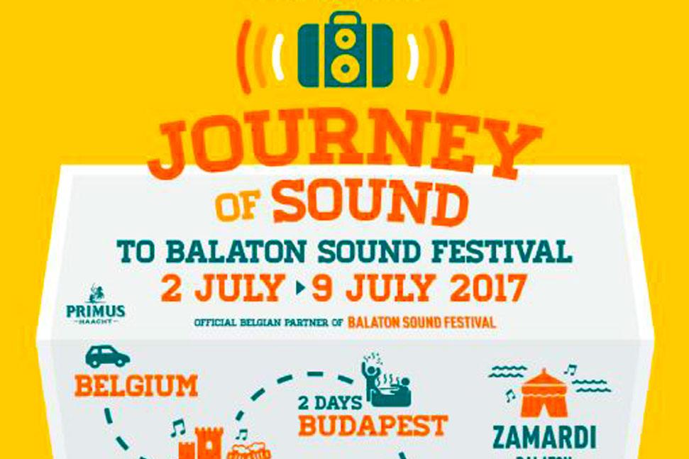 Journey of Sound – Balaton Festival Journey of Sound - Balaton Festival
