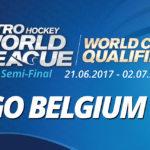 Visit Brussels - Hockey World League