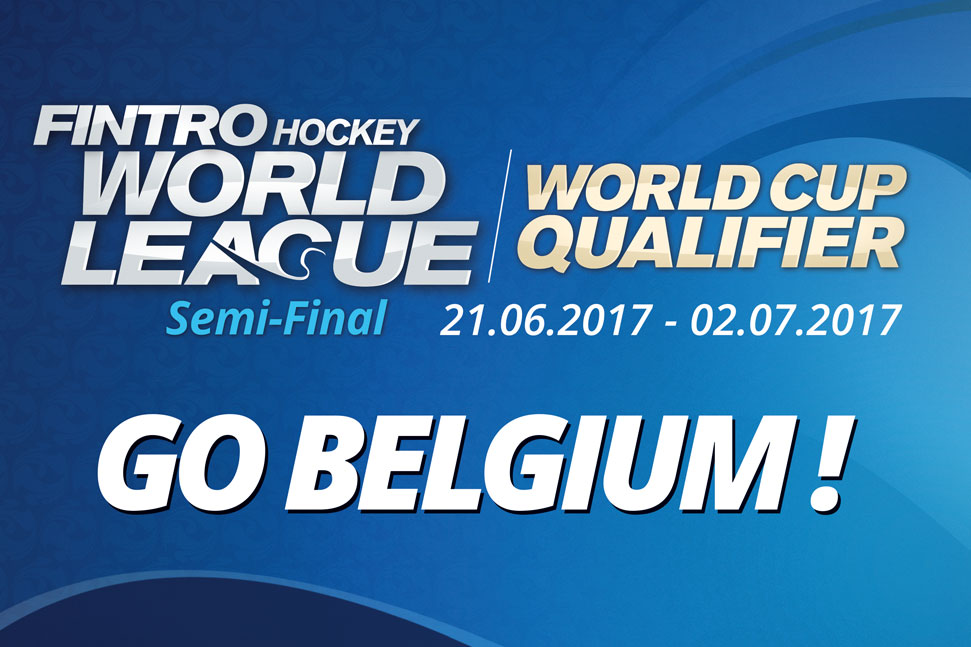 Visit Brussels – Hockey World League Visit Brussels - Hockey World League