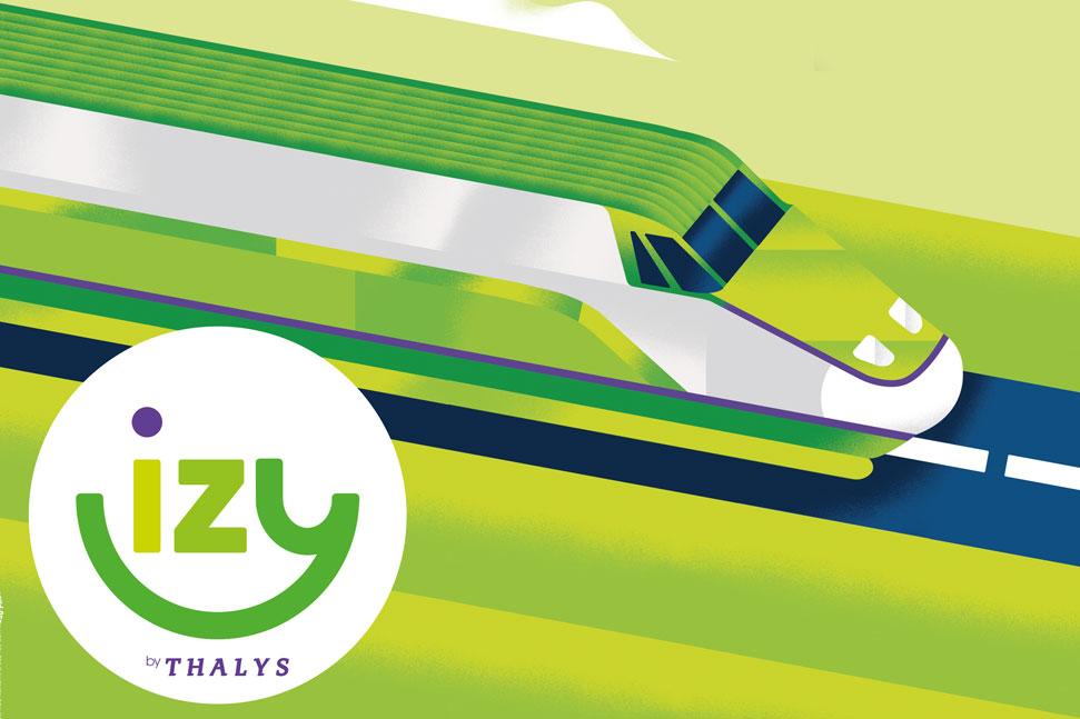 Thalys Izy Thalys Izy